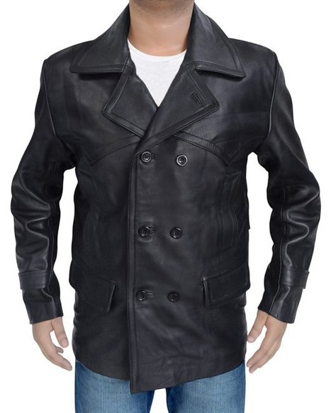 Doctor Who TV Series Leather Coat | shop2now | Scoop.it