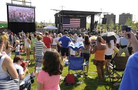 Centennial hosts free movies, music in revamped city park | Google Glass | Scoop.it