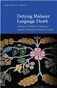 Defying Maliseet Language Death - University of Nebraska Press | AboriginalLinks LiensAutochtones | Scoop.it