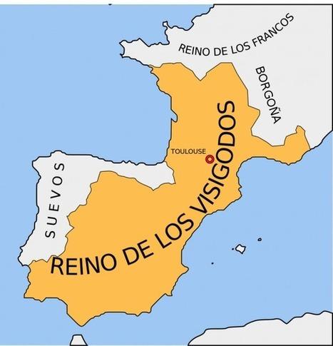 La historia de España en mapas | Geografía e Historia | Scoop.it