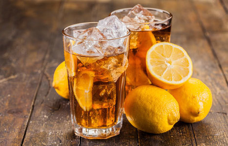 Things have heated up. Cool down with a delicious glass of iced-tea | Beveragewala - Buy Tea & Coffee Online! | Scoop.it