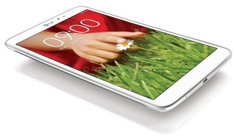 LG G-Pad Android Tablet with 8.3″ Screen & 2GB RAM is now Official – Specs & Features   Best of Android   Scoop.it