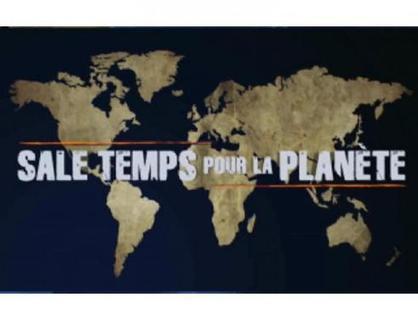 Sale temps pour la planète - France : côtes d'alerte