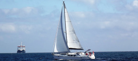 Dreamtime Sail: Sailing the inland sea of Mar Menor, Spain   costa blanca   Scoop.it