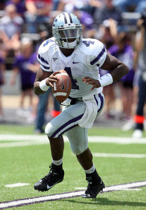 K-State begins rebuilding defense in spring football - Topeka Capital Journal | All Things Wildcats | Scoop.it