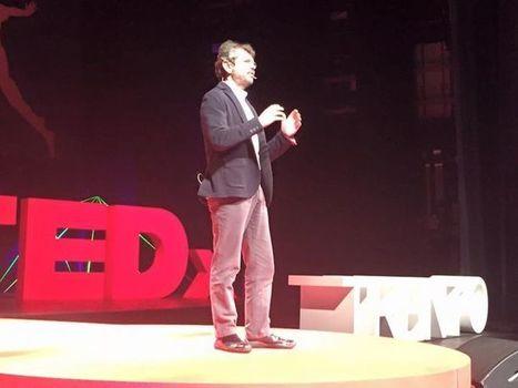 Fondazione Edmund Mach's Facebook Wall: Il Presidente Andrea Segrè a @TEDxTrento ora!#ilcoraggiodiosare | Fondazione Mach | Scoop.it