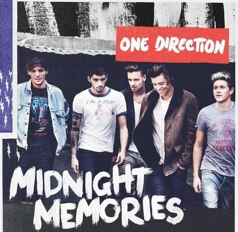 Album Lyrics - One Direction 'Midnight Memories', AfterHours | Musica... | Scoop.it