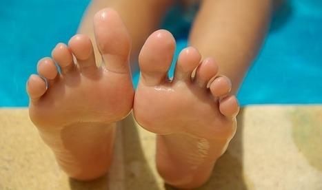 Soulager les pieds secs avec les huiles essentielles | La Cabane aux Arômes | Scoop.it