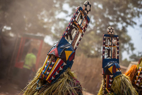 Highlights from Burkina Faso's Festival of Masks | Culture and Fun - Art | Scoop.it
