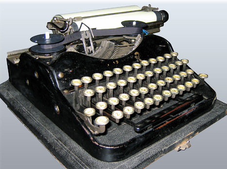 The Over-The-Top Typewriter Simulator | Archivance - Miscellanées | Scoop.it