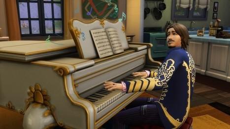 Les Sims 4 Communiqué de presse + 6 images << SimCookie | jjArcenCiel | Scoop.it