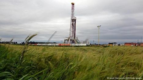 What ever happened with Europe's fracking boom? | MOVUS  Movement for a Sustainable Uruguay | Scoop.it