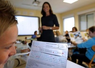 Un rapport de l'éducation nationale critique les pratiques de notation ... - La Croix   Education in France   Scoop.it