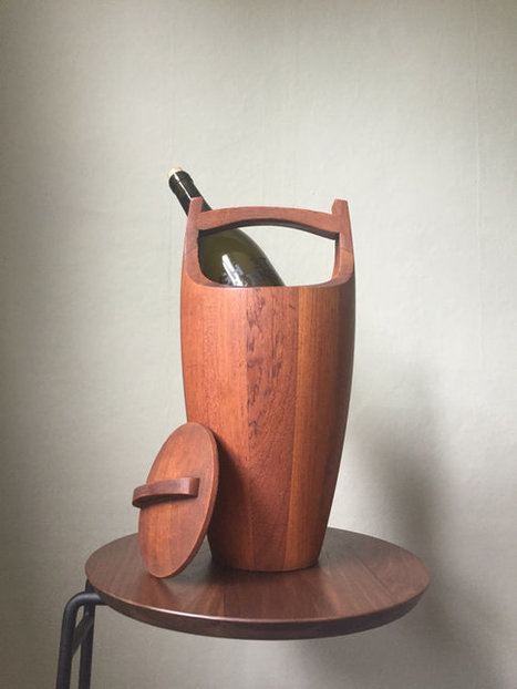 Jens Quistgaard ice bucket | whats been spotted on etsy today? | Scoop.it