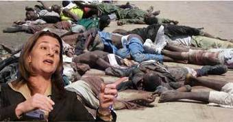 #MONSTROUS Melinda #Gates Exploiting #Nigerian School Girl Abduction for Feminism?   News You Can Use - NO PINKSLIME   Scoop.it