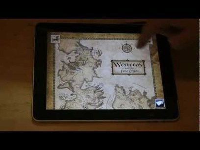 Game of Thrones Gets a Swanky New E-Book Edition | SFFWRTCHT | Scoop.it