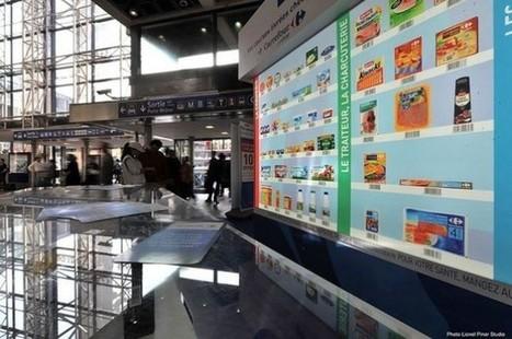 Streetplanneur » Carrefour lance son application de m-commerce ... | E-commerce, M-commerce : digital revolution | Scoop.it