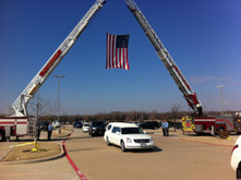 Funeral Honors Mansfield Firefighter Who BattledALS - CBS Dallas / Fort Worth | #ALS AWARENESS #LouGehrigsDisease #PARKINSONS | Scoop.it
