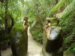 William Ricketts e le sue sculture nella foresta pluviale australiana. | Socialart | Scoop.it