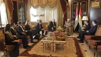 """Avant toute opération à Mossoul, Barzani veut un """"accord global"""" pour protéger les droits de tous les Irakiens   Le Kurdistan après le génocide   Scoop.it"""