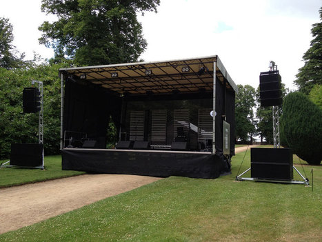 Find the Best Provider of Stage Hire | Concept Staging Ltd | Scoop.it