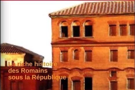 Reipublicae Mag', un magazine multimedia pour découvrir la culture romaine au collège | Osons Innover | arts littérature langue | Scoop.it