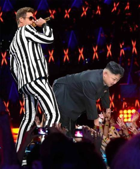 The Internet Is Going Photoshop Crazy Over Kim Jong-un Bending Over | Comedy and Democracy | Scoop.it