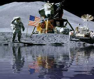 नासा ने चंद्रयान की मदद से चांद पर पानी की खोज की | वैज्ञानिक सोच | Scoop.it