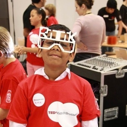 13-year old Ritik wants everyone to wear 3D printed glasses | i.materialise 3D Printing Service Blog - watch us make the future (feel free to join in) | Replika | Scoop.it