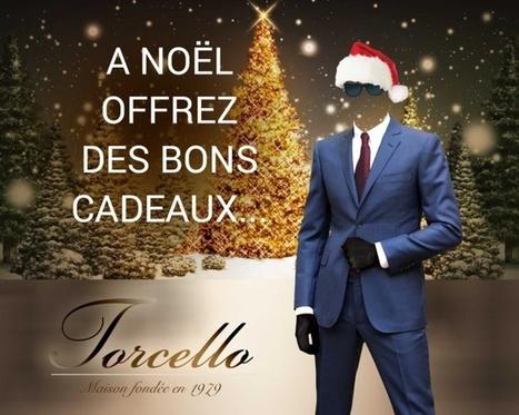 Le bon cadeau de Noël   Torcello - Costume sur mesure   Scoop.it