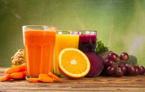 Best Fruit Juices For Skin and Hair   Home Decoration Products & Ideas   Scoop.it