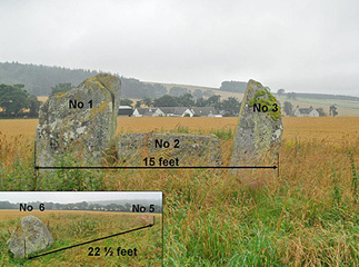The geometry of north-east Scottish Recumbent Stone Circles measured by experiment | Archaeology Articles and Books | Scoop.it