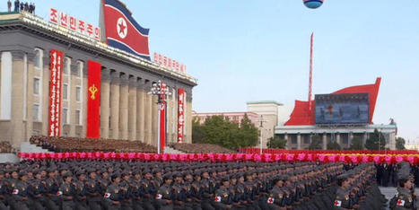 Sunday Journal: Behind the North Korean curtain | AP HUMAN GEOGRAPHY DIGITAL  STUDY: MIKE BUSARELLO | Scoop.it