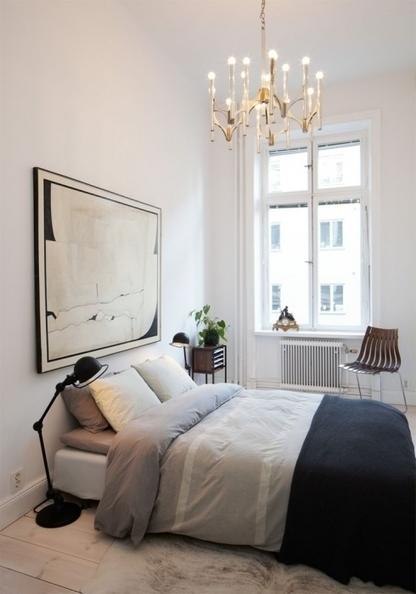 Paintings in bedroom - Viskas apie interjerą | Interior ideas by E-interjeras | Scoop.it