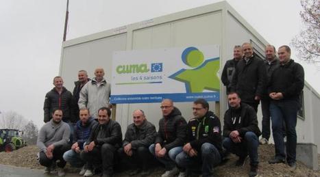 Agriculture à Saint-Denis : les Quatre Saisons, fruit d'une fusion | On parle des CUMA ! | Scoop.it
