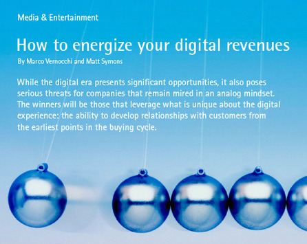 How to energize your digital revenues | The Professional Advisory Journal | Scoop.it