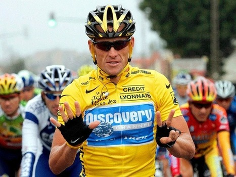 Doping made Lance Armstrong who he was | SI.com | Sports Management Deakin | Scoop.it