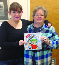 The Tomahawk - Local News -Mother-daughter team publish children's boo   Mountain City, Tennessee | Tennessee Libraries | Scoop.it