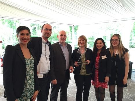 Cegos Awards 2016 – Le Grand Prix 2016 décerné à Clarins et TeachonMars | Le blog du Mobile Learning | The Learning Architect | Scoop.it