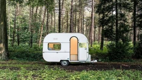 FIVE AM transforme une caravane en un espace de travail évolutif | Nouveaux lieux, nouveaux apprentissages | Scoop.it
