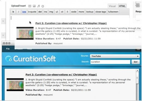 CurationSoft lets publishers curate content from across the social sphere | The Next Web | KgTechnology | Scoop.it