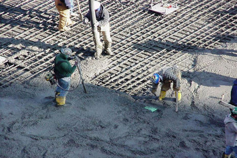 Green Cement Reduces Carbon Footprint by 40% | Construction | Scoop.it