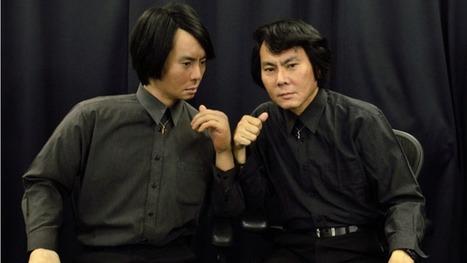 Would you copy your mind to a robotic body-double? | Post-Sapiens, les êtres technologiques | Scoop.it