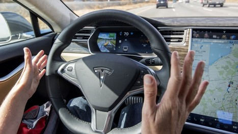 Tesla Drivers Test Autopilot Features and the Results are Scary | People Transform Organizations | Scoop.it