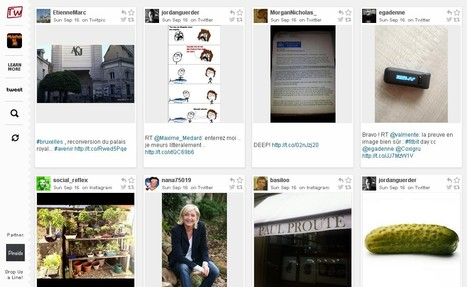 Transformer Twitter en Pinterest grâce à Twimfeed | Stratégies Social Media Management et CM | Scoop.it