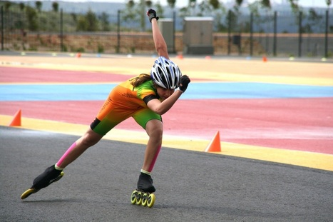 El entrenamiento de fuerza en patinaje de velocidad | Roller | Scoop.it