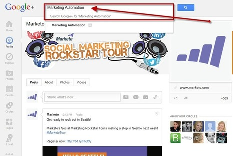 5 Tips for Using Google+ to Boost Your Marketing | Self Promotion | Scoop.it