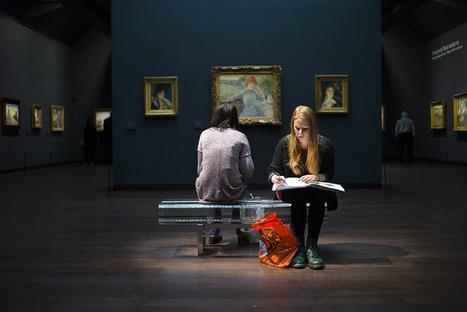 C'est surréaliste : il est interdit de dessiner au musée Magritte de Bruxelles ! - Arts et scènes - Télérama.fr | Graphisme - Illustration | Scoop.it