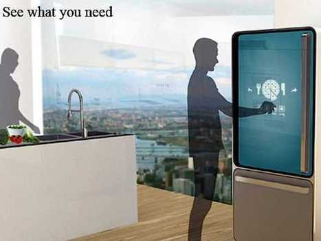 Here's How People Will Actually Use 'The Internet Of Things' | Virtual Archaeology | Scoop.it
