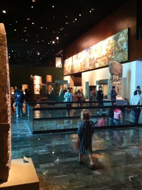 National Museum of Anthropology, Mexico City | Family Travel | Scoop.it